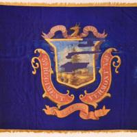 5th Vermont Infantry (Veterans), Regimental Flag.jpg